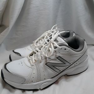 Men's New Balance Sneakers White 8.5 D